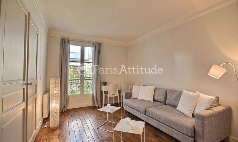 Rent Apartment 2 Bedrooms 54m² rue Yvon Villarceau, 16 Paris