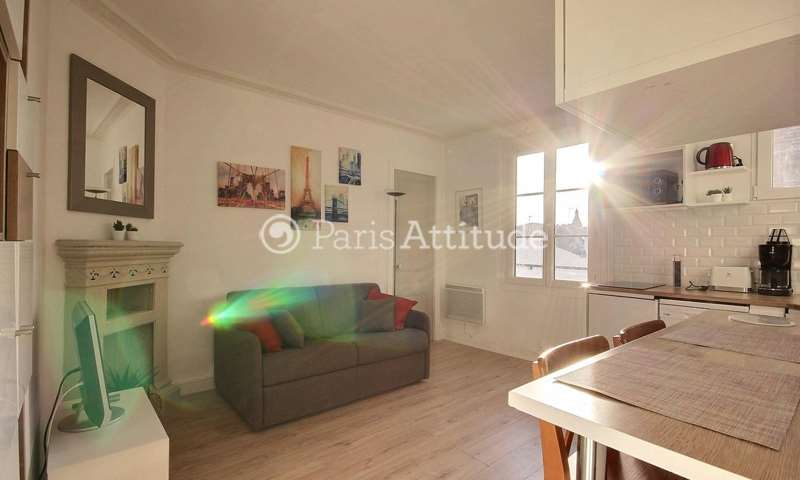 Location Appartement 1 Chambre 28m² rue Halle, 14 Paris