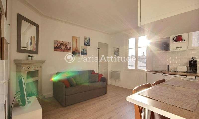 Rent Apartment 1 Bedroom 28m² rue Halle, 75014 Paris