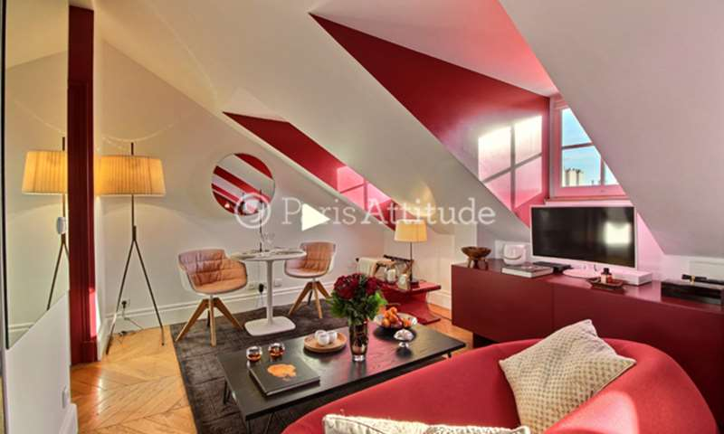 Rent Apartment Studio 26m² cité berryer, 75008 Paris