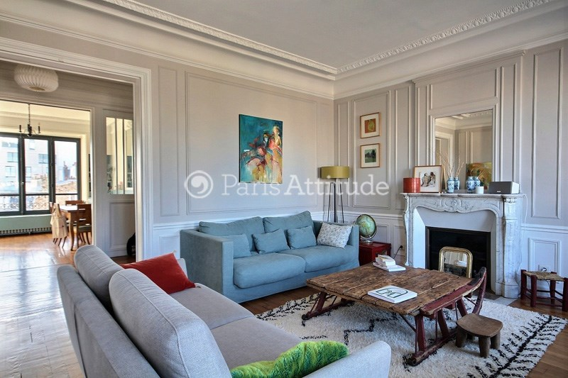 Location Appartement 3 Chambres 130m² avenue Bosquet, 75007 Paris
