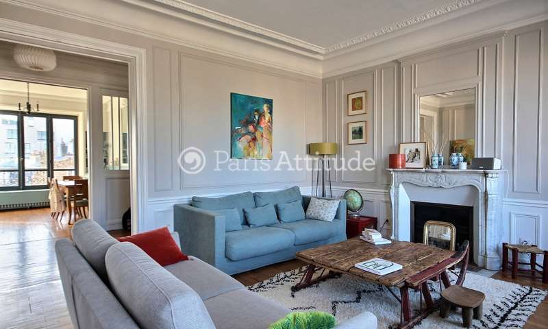 Rent Apartment 3 Bedroom 130m² avenue Bosquet, 75007 Paris