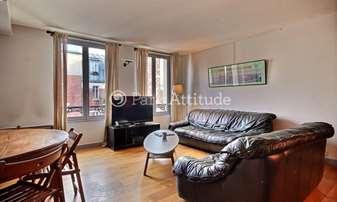 Rent Apartment 2 Bedrooms 60m² rue du Commerce, 15 Paris