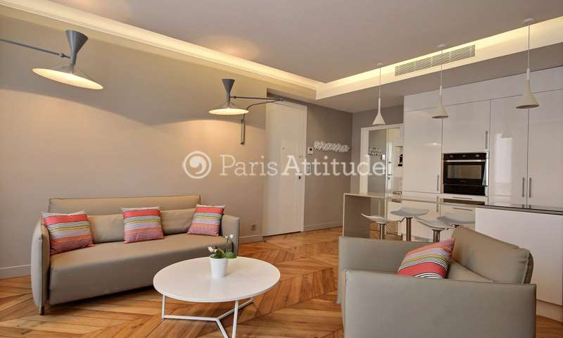 Rent Apartment 1 Bedroom 44m² rue des Petits Champs, 75002 Paris