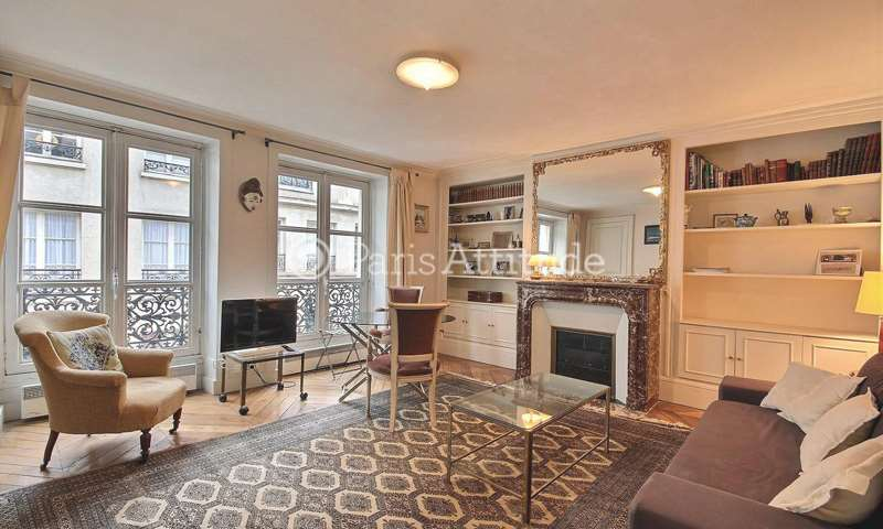 Rent Apartment 2 Bedroom 65m² rue de Beaune, 75007 Paris