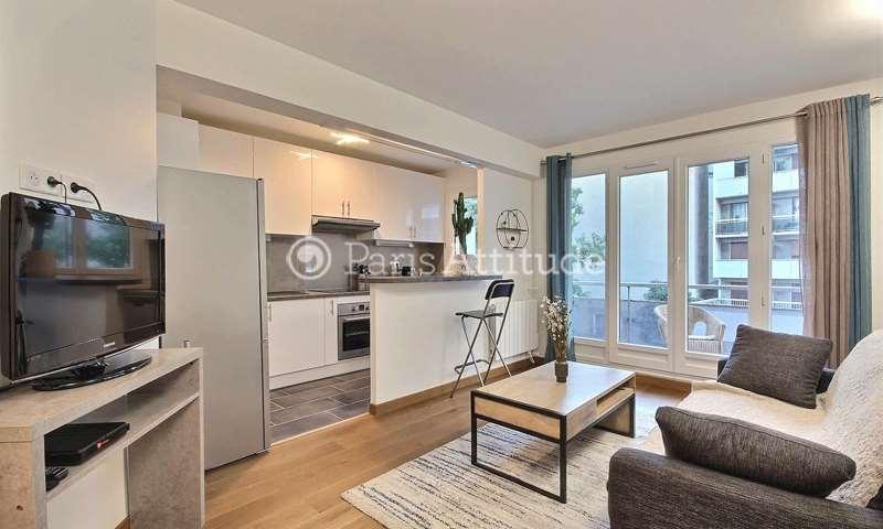 Rent Apartment 1 Bedroom 47m² rue Leon Frot, 75011 Paris