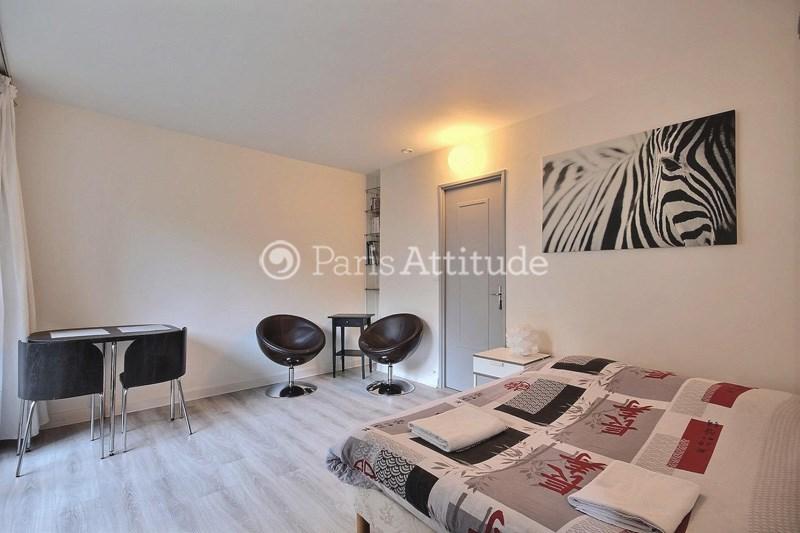 Location Appartement Studio 20m² rue de la Pompe, 75016 Paris