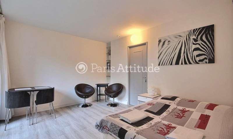 Rent Apartment Studio 20m² rue de la Pompe, 75016 Paris
