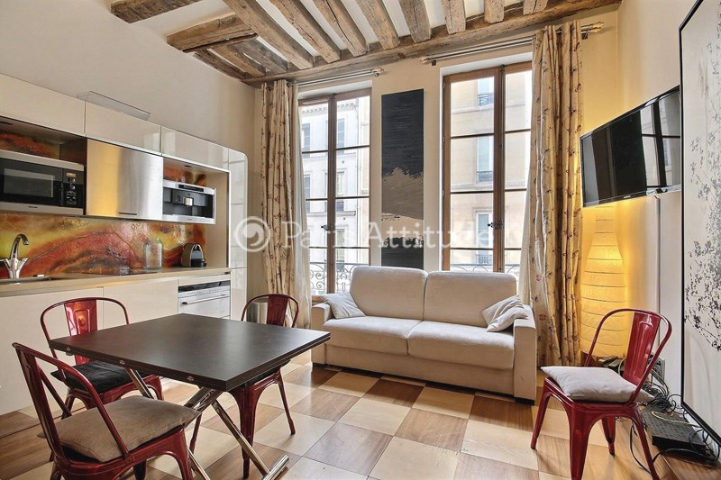 Location Appartement 1 Chambre 34m² rue Saint Honore, 75001 Paris