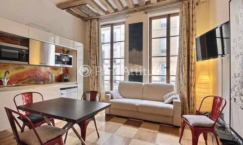 Location Appartement 1 Chambre 34m² rue Saint Honore, 1 Paris
