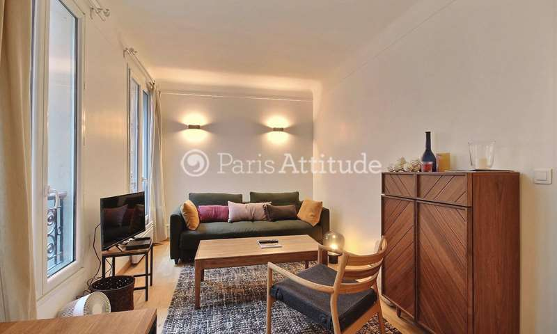 Rent Apartment 1 Bedroom 36m² rue Saint Placide, 6 Paris