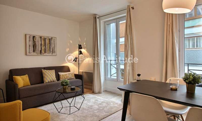 Location Appartement 1 Chambre 28m² rue Georges Pitard, 75015 Paris