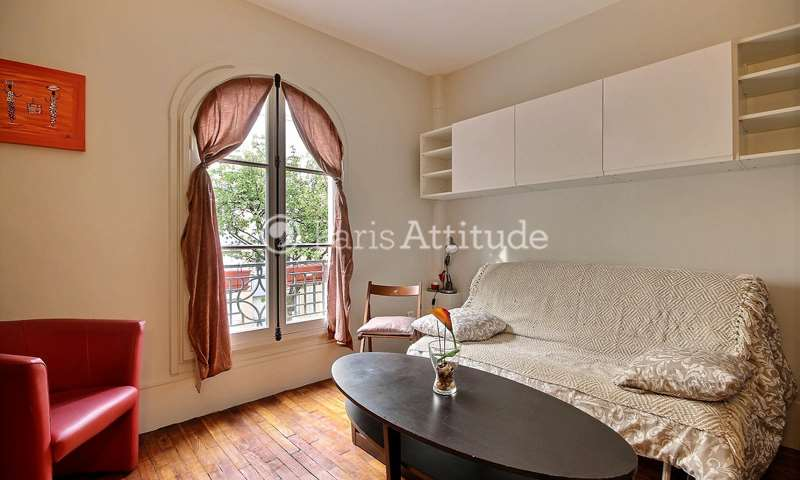 Rent Apartment Studio 21m² rue de la Colonie, 75013 Paris