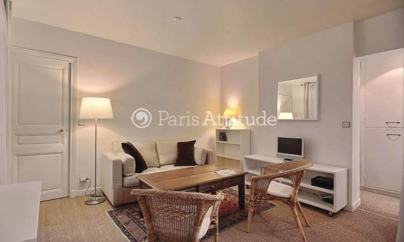 Rent Apartment 1 Bedroom 32m² boulevard de Grenelle, 15 Paris