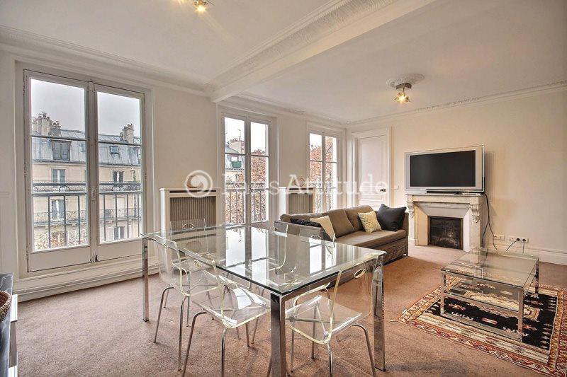 Aluguel Apartamento mobiliado 3 quartos 117m² avenue Trudaine, 75009 Paris