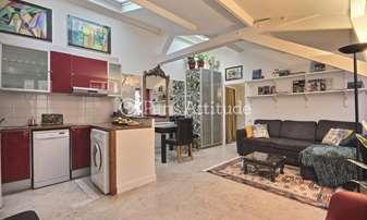 Rent Apartment 1 Bedroom 37m² rue Saint Antoine, 4 Paris