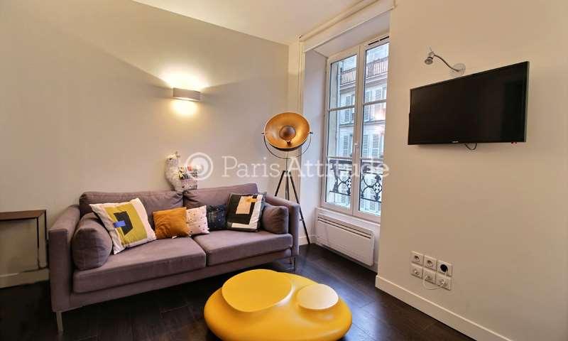 Rent Apartment 1 Bedroom 34m² rue de Vintimille, 75009 Paris