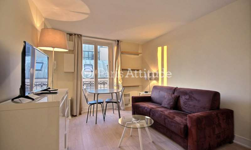 Rent Apartment Studio 20m² rue Mondetour, 75001 Paris