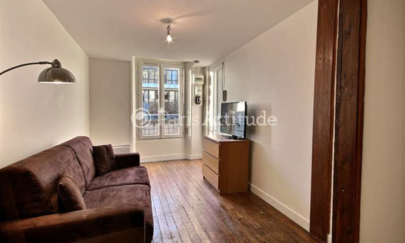 Location Appartement Studio 17m² rue Mondetour, 75001 Paris