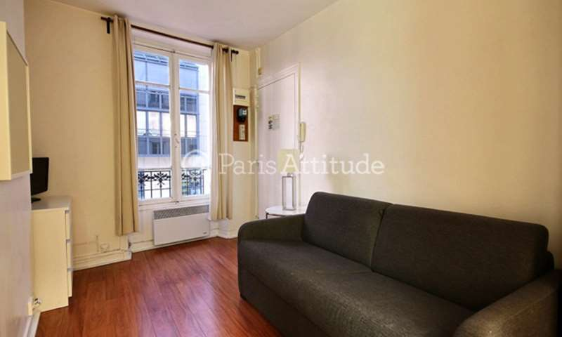 Rent Apartment Studio 19m² rue Mondetour, 75001 Paris