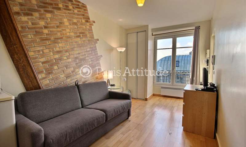 Location Appartement Studio 18m² rue Mondetour, 75001 Paris