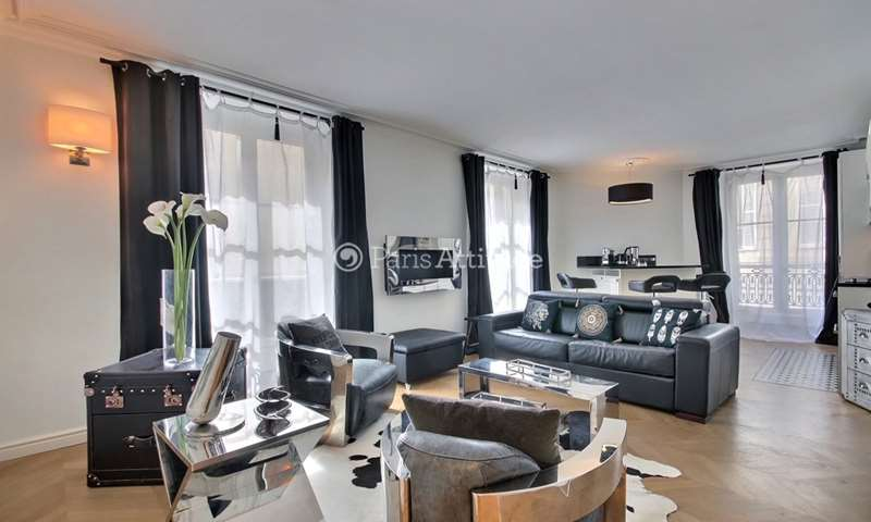 Rent Apartment 1 Bedroom 47m² rue Bouchardon, 75010 Paris