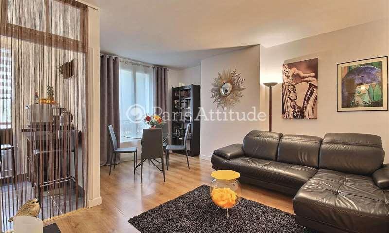 Aluguel Apartamento 1 quarto 45m² rue de Bassano, 16 Paris