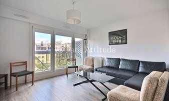 Rent Apartment 1 Bedroom 50m² Quai de la Marne, 19 Paris