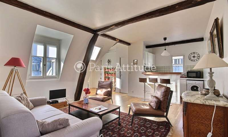Rent Apartment 1 Bedroom 45m² rue François 1er, 8 Paris