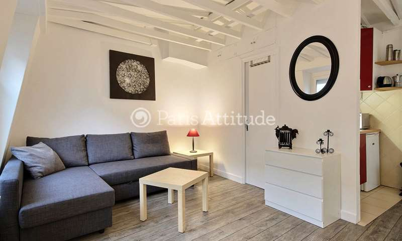 Location Appartement Studio 20m² rue du Pot de Fer, 75005 Paris