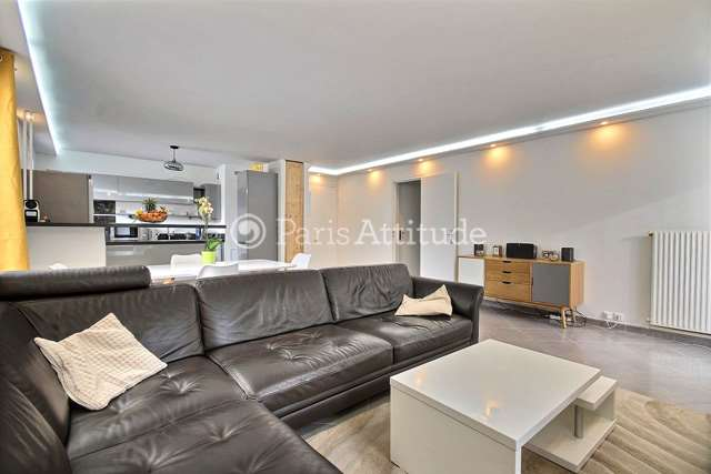 Louer Appartement meublé 2 Chambres 70m² Rue Salvador Allende, 92000 Nanterre