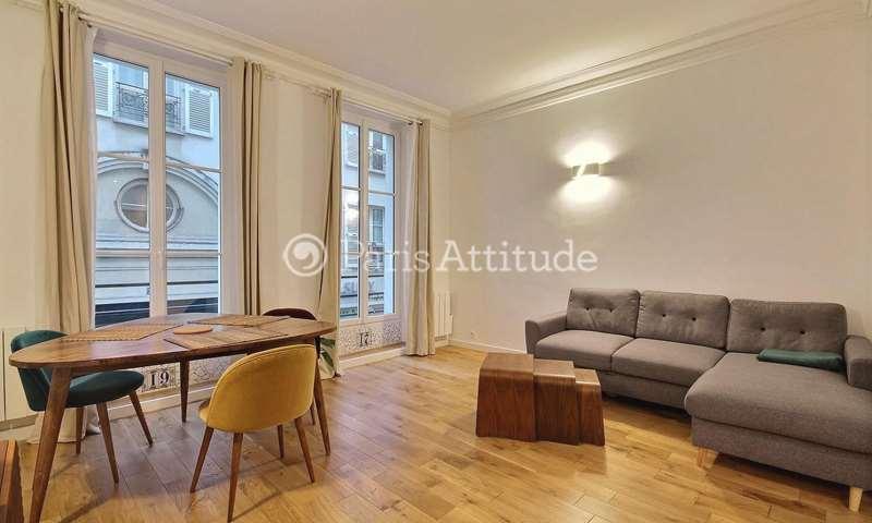Location Appartement 1 Chambre 42m² rue de Lappe, 11 Paris