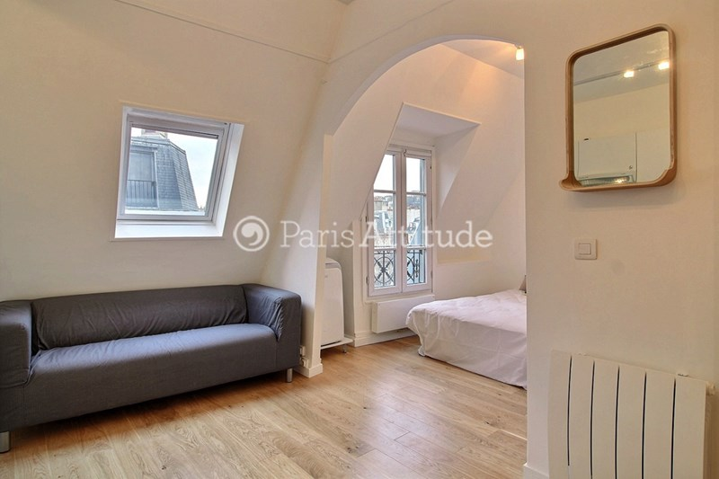 Location Appartement Studio 23m² rue de Rochechouart, 75009 Paris