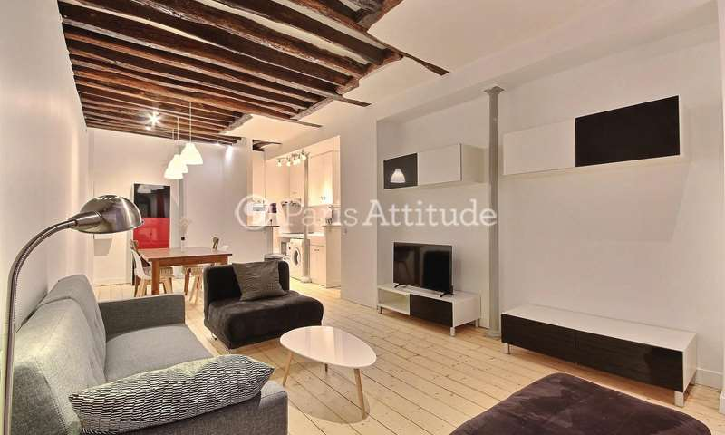 Location Appartement 1 Chambre 53m² rue des Messageries, 10 Paris