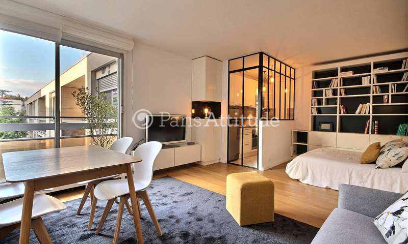 Rent Apartment Studio 36m² Boulevard d inkermann, 92200 Neuilly sur Seine