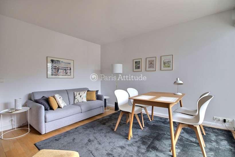 Rent furnished Apartment Studio 36m² Boulevard d inkermann, 92200 Neuilly sur Seine