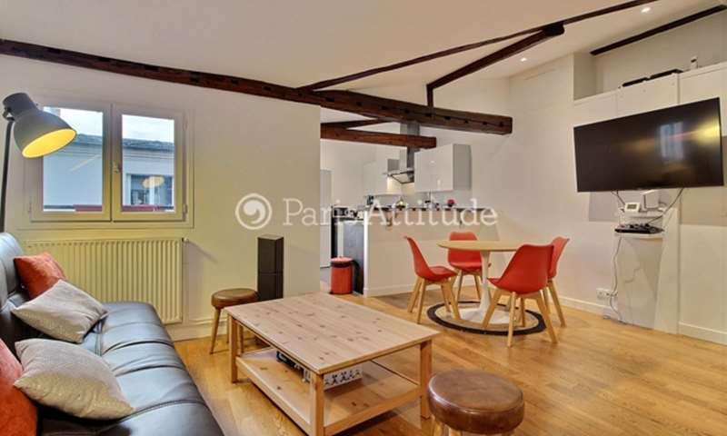 Rent Apartment 2 Bedrooms 70m² rue Lavoisier, 8 Paris