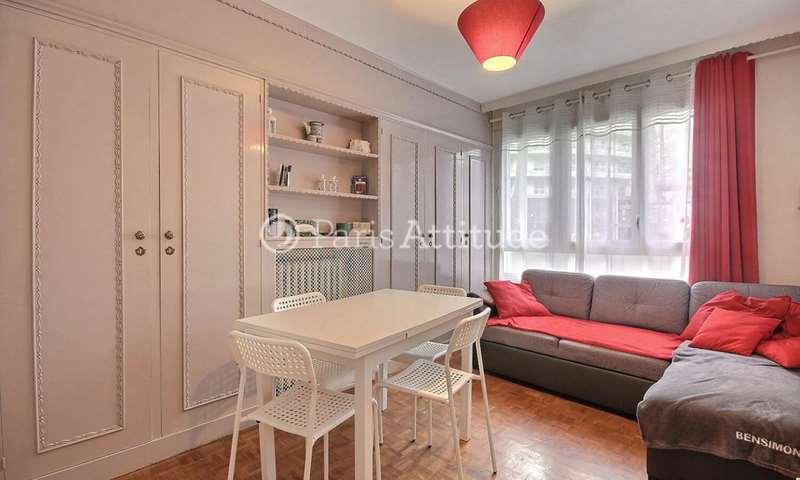 Rent Apartment 1 Bedroom 38m² avenue Daumesnil, 12 Paris