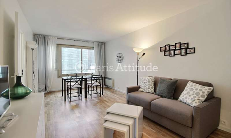 Rent Apartment Studio 34m² rue Vercingetorix, 75014 Paris