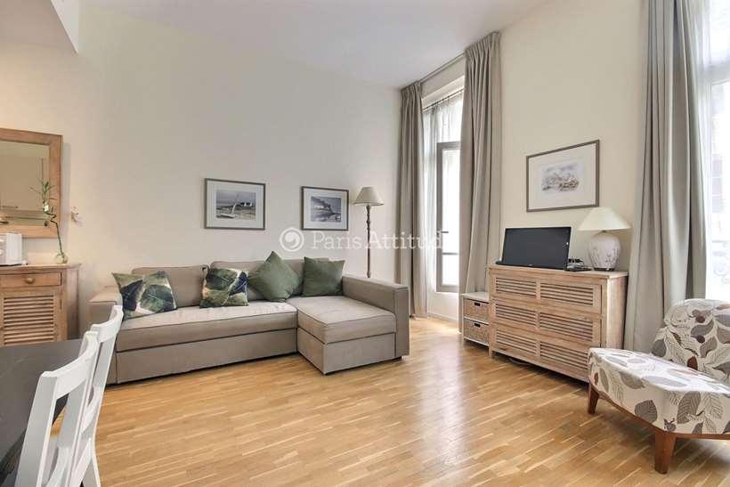 Aluguel Apartamento mobiliado Quitinete 28m² rue de Caumartin, 75009 Paris