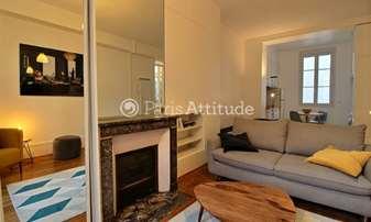 Rent Apartment Studio 35m² rue Chapon, 3 Paris