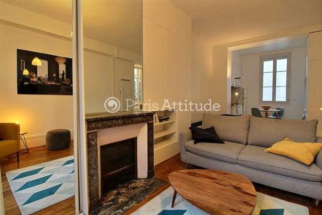 Louer Appartement meublé Studio 35m² rue Chapon, 75003 Paris