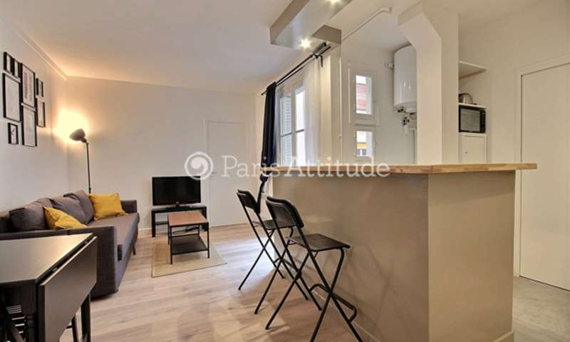 Rent Apartment 1 Bedroom 40m² rue Gerbier, 11 Paris