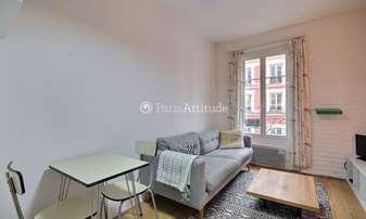 Rent Apartment 1 Bedroom 24m² rue Piat, 20 Paris
