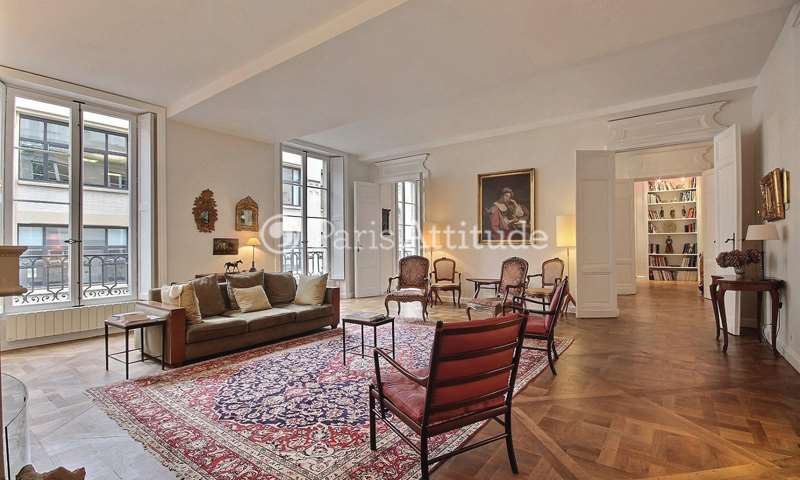 Rent Apartment 2 Bedroom 158m² rue d Aboukir, 75002 Paris