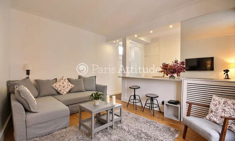 Rent Apartment Studio 32m² rue Lhomond, 5 Paris
