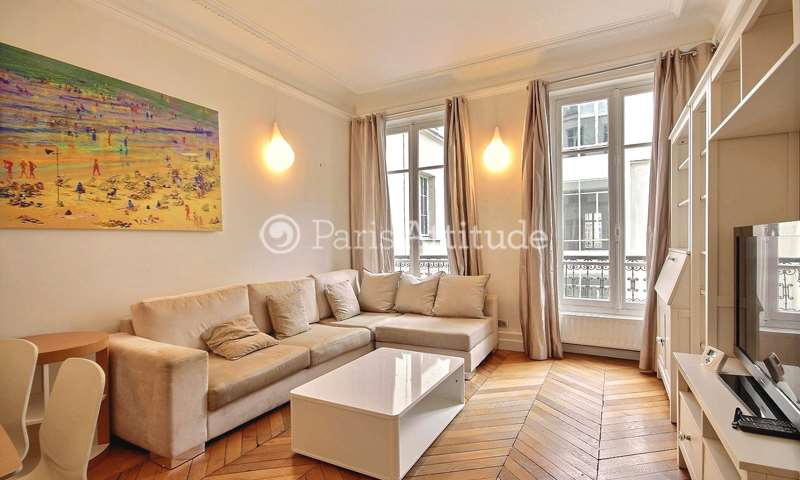 Rent Apartment 2 Bedrooms 70m² avenue Kleber, 16 Paris