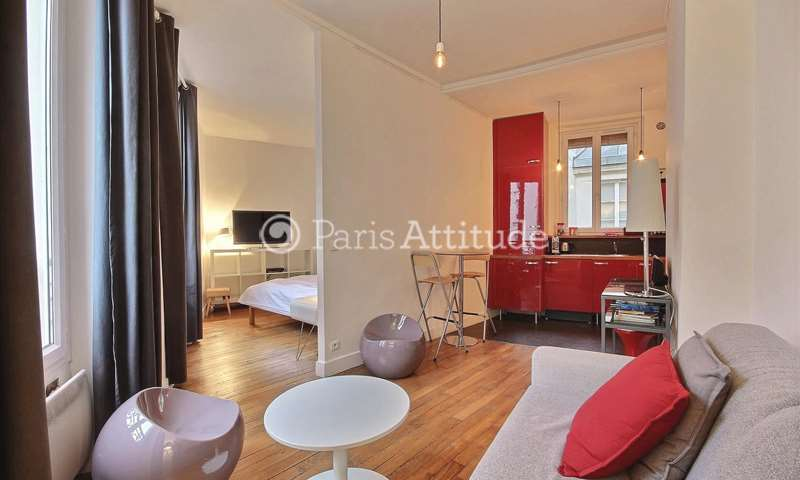 Rent Apartment 1 Bedroom 38m² rue Vieille du Temple, 3 Paris