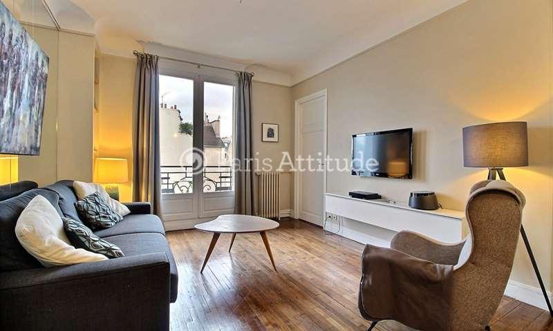 Rent Apartment 1 Bedroom 44m² rue Poissonniere, 75002 Paris