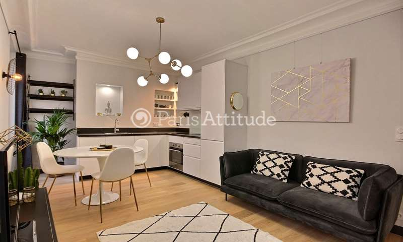 Rent Apartment 1 Bedroom 45m² avenue des Gobelins, 75005 Paris